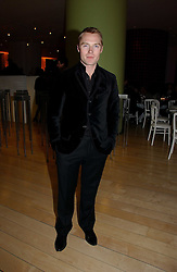 RONAN KEATING at a Burns Night dinner in aid of CLIC Sargent and Children's Hospice Association Scotland held at St.Martin's Lane Hotel, St.Martin's Lane, London on 25th January 2007.<br />