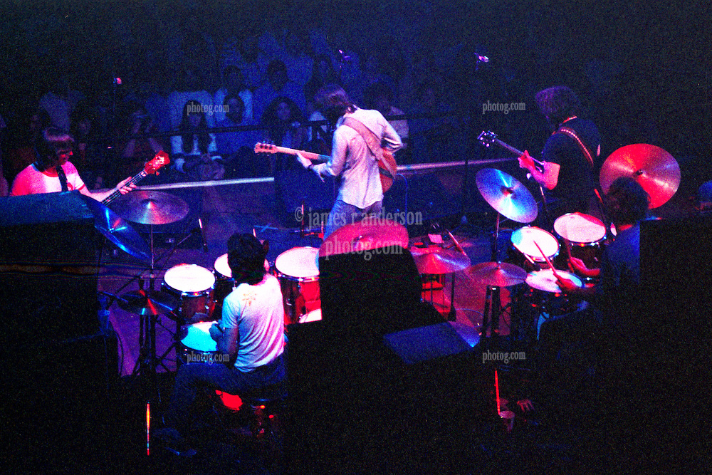 Grateful Dead New Haven Coliseum 5 May 1977 Image No. 77C23-35 From rear stage