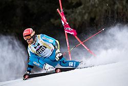19.12.2016, Grand Risa, La Villa, ITA, FIS Ski Weltcup, Alta Badia, Riesenslalom, Herren, 1. Lauf, im Bild Leif Kristian Haugen (NOR) // Leif Kristian Haugen of Norway in action during 1st run of men's Giant Slalom of FIS ski alpine world cup at the Grand Risa race Course in La Villa, Italy on 2016/12/19. EXPA Pictures © 2016, PhotoCredit: EXPA/ Johann Groder