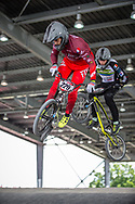 #229 (PAPA Enzo) FRA at Round 6 of the 2019 UCI BMX Supercross World Cup in Saint-Quentin-En-Yvelines, France