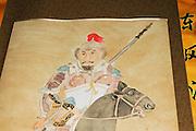 China, Guilin, Yangshuo Chinese art