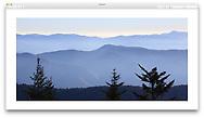 Great Smoky Mountains National Park, Tennessee, North Carolina, USA