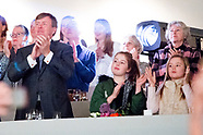 King Willem-Alexander en and princess Amalia Alexia and Ariane at Indoor Brabant