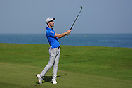Matthew Jordan (ENG) on the 9th during Round 3 of the Oman Open 2020 at the Al Mouj Golf Club, Muscat, Oman . 29/02/2020<br /> Picture: Golffile   Thos Caffrey<br /> <br /> <br /> All photo usage must carry mandatory copyright credit (© Golffile   Thos Caffrey)