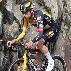 ANDERMATT (SUI) CYCLING<br /> Tour de Suisse stage 7<br /> Mike Teunissen