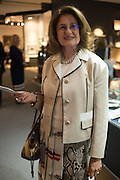 JILL RITBLAT, The LAPADA Art & Antiques Fair - private view, Berkeley Sq. London. 12  September 2016