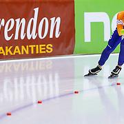 NLD/Heerenveen/20130112 - ISU Europees Kampioenschap Allround schaatsen 2013 dag 2, 3000 meter dames, Linda de Vries