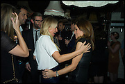 CHARLIE GILKES; EDDIE BOXSHALL; DENISE VAN OUTEN;; NATALIE PINKHAM; Cahoots club launch party, 13 Kingly Court, London, W1B 5PW  26 February 2015