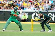 Cricket - South Africa tour to Australia 2009