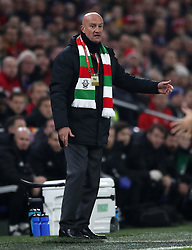 File photo dated 19-11-2019 of Hungary Manager Marco Rossi. Issue date: Tuesday June 1, 2021.