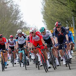 18-04-2021: Wielrennen: Amstel Gold Race men: Berg en Terblijt Dylan van Baarle