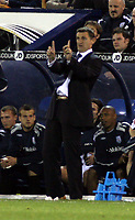 Photo: Mark Stephenson.<br /> West Bromwich Albion v Stoke City. Coca Cola Championship. 03/10/2007.West Brom's manager Tony Mowbray