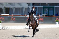 Von Bredow-Werndl Jessica, GER, TSF Dalera BB<br /> European Championship Dressage - Hagen 2021<br /> © Hippo Foto - Dirk Caremans<br /> 08/09/2021