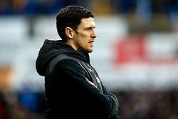 Huddersfield Town caretaker manager Mark Hudson - Mandatory by-line: Robbie Stephenson/JMP - 20/01/2019 - FOOTBALL - The John Smith's Stadium - Huddersfield, England - Huddersfield Town v Manchester City - Premier League