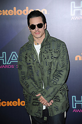 November 11, 2016 - New York, NY, USA - November 11, 2016  New York City..Casper Smart attending the 2016 Nickelodeon HALO awards at Basketball City Pier 36  South Street on November 11, 2016 in New York City. (Credit Image: © Callahan/Ace Pictures via ZUMA Press)