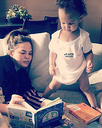 """Chrissy Teigen releases a photo on Instagram with the following caption: """"\ud83d\udc95 @betches"""". Photo Credit: Instagram *** No USA Distribution *** For Editorial Use Only *** Not to be Published in Books or Photo Books ***  Please note: Fees charged by the agency are for the agency's services only, and do not, nor are they intended to, convey to the user any ownership of Copyright or License in the material. The agency does not claim any ownership including but not limited to Copyright or License in the attached material. By publishing this material you expressly agree to indemnify and to hold the agency and its directors, shareholders and employees harmless from any loss, claims, damages, demands, expenses (including legal fees), or any causes of action or allegation against the agency arising out of or connected in any way with publication of the material."""