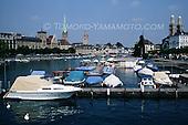 Photos of Zurich and Lake Zurich, Switzerland