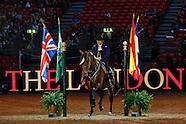 Olympia Horse Show Day Three 181213