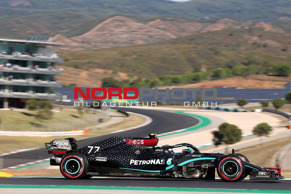 24.10.2020, Autódromo Internacional do Algarve, Portimao, FORMULA 1 HEINEKEN PORTUGUESE GRAND PRIX 2020,im Bild<br />Valtteri Bottas (FIN#77), Mercedes-AMG Petronas F1 Team<br /> <br /> Foto © nordphoto / Bratic