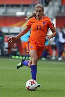 xuhx, Enschede, Stadion de Grolsch Veste, 06.08.17, UEFA Women s EURO 2017: Niederlande - Dänemark Bild: Lieke Martens (Niederlande) Enschede<br /> <br /> Norway only