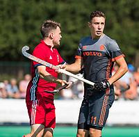 St.-Job-In 't Goor / Antwerpen -  6Nations U23 -  Jasper Tukkers (ned)  Nederland Jong Oranje Heren (JOH) - Groot Brittannie .  COPYRIGHT  KOEN SUYK
