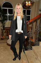 MARISSA MONTGOMERY at a private view of the Beulah Winter Autumn Winter collection entitled 'Chrysalis' held at The South Kensington Club, London SW7 on 24th September 2015.