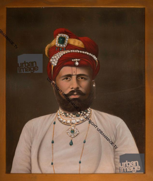 Art at the Junagadh Fort - Bikaner India 2011
