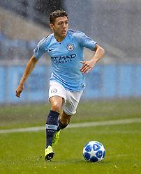 Manchester City's Ian Poveda