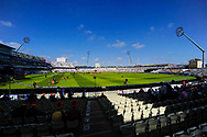 Edgbaston Stadium before the NatWest T20 Finals Day 2017 semi final match between Birmingham Bears and Glamorgan County Cricket Club at Edgbaston, Birmingham, United Kingdom on 2 September 2017. Photo by Graham Hunt.