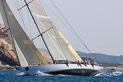 08_020297 © Sander van der Borch. Porto Cervo,  2 September 2008. Maxi Yacht Rolex Cup 2008  (1/ 6 September 2008). Day 1.