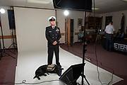 James Bobbitt<br /> Navy<br /> E-9<br /> Navy Fleet Marine Force Corpsman<br /> 04/16/67-04/30/97<br /> Vietnam War<br /> Desert Shield/Storm<br /> Grenada<br /> <br /> Veterans Portrait Project Photo by Stacy L. Pearsall