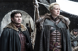 September 1, 2017 - Daniel Portman, Gwendoline Christie..'Game Of Thrones' (Season 7) TV Series - 2017 (Credit Image: © Hbo/Entertainment Pictures via ZUMA Press)