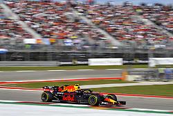 October 21, 2018 - Austin, United States - Motorsports: FIA Formula One World Championship; 2018; Grand Prix; United States, FORMULA 1 PIRELLI 2018 UNITED S GRAND PRIX , Circuit of The Americas#33 Max Verstappen (NDL, Red Bull Racing) (Credit Image: © Hoch Zwei via ZUMA Wire)