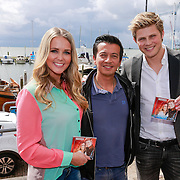 NLD/Volendam/20130523 - CD presentatie Monique Smit & Tim Douwsma,