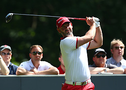 May 25, 2017 - Virginia Water, United Kingdom - Jorge Campillo of ESP.during 1st Round for the 2017 BMW PGA Championship on the west Course at Wentworth on May 25, 2017 in Virginia Water,England  (Credit Image: © Kieran Galvin/NurPhoto via ZUMA Press)