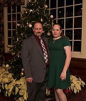 Napoli Awards dinner at Church Landing.  ©2019 Karen Bobotas Photographer