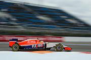 October 8, 2015: Russian GP 2015: Roberto Merhi (SPA) Manor Marussia F1 Team