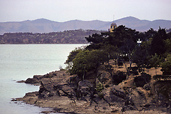 View Of Water And Shore