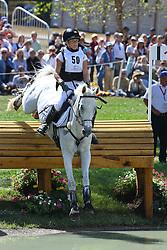 De Liedekerke Lara (BEL) - Nooney Blue<br /> Alltech FEI World Equestrian Games <br /> Lexington - Kentucky 2010<br /> © Dirk Caremans