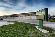 Blue Ridge Middle School in Blue Ridge, Texas. (PHOTO BY KEVIN BARTRAM)