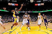 20121222 - Los Angeles Lakers @ Golden State Warriors