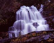 Bijoux Falls, Bijoux Falls Provincial Park, British Columbia, Canada.
