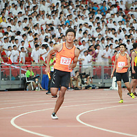 B Div Boys 4x400m