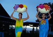 Sunset Fashion Show at Strawberry Hill Jamaica