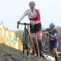 03-11-2019: Cycling: Superprestige Veldrijden: Ruddervoorde <br />Manon Bakker