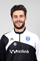 Quentin Charbonnier during Photoshooting of Niort for new season 2017/2018 on September 12, 2017 in Niort, France. <br /> Photo : CNFC / Icon Sport