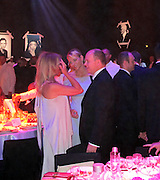 Goldie Hawn, Charlene Wittstock and Prince Albert of Monaco..2011 amfAR's Cinema Against AIDS Gala Inside..2011 Cannes Film Festival..Hotel Du Cap..Cap D'Antibes, France..Thursday, May 19, 2011..Photo By CelebrityVibe.com..To license this image please call (212) 410 5354; or.Email: CelebrityVibe@gmail.com ;.website: www.CelebrityVibe.com.**EXCLUSIVE**