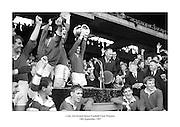 Cork, 1974 All Ireland minor football champions.<br /> <br /> 24th September 1967<br /> <br /> 24.09.1967
