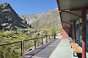 Tahquitz Canyon Visitor Center Palm Springs