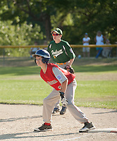 Laconia Little League District 2 Tournament game with Hooksett at Colby Field July 2, 2012.
